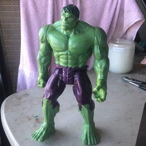 Hulk avengers titan hero hulk